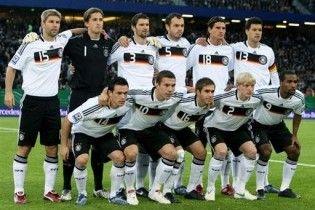 Німецькі футболісти будуть ходити у бронежилетах