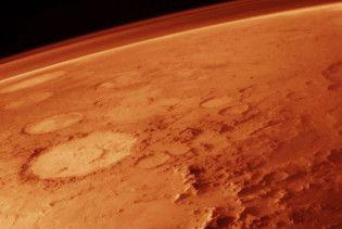 Марсіанська весна розтопила кригу на північному полюсі