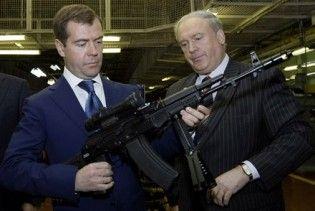 Росія розробляє нові автомати Калашникова