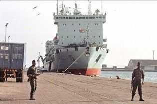 Трьох українських моряків підозрюють в убивстві конголезця