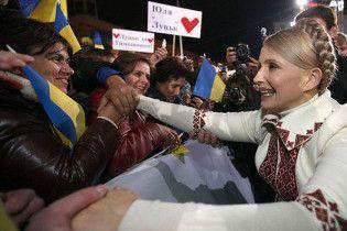 Тимошенко відзначає День народження