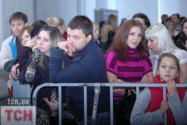 Софі Еліс-Бекстор розчарував звук у Києві