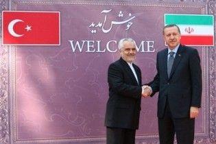 Туреччина зайняла бік Ірану в ядерному питанні