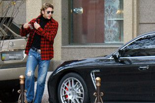Шевченко придбав Porsche за 200 тисяч доларів