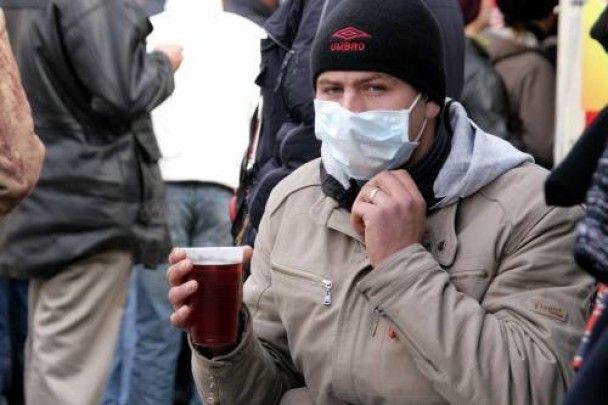 В Україні почалась епідемія грипу
