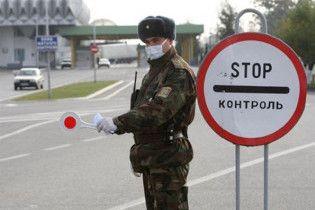 Словаччина залишила лише один перехід на кордоні з Україною