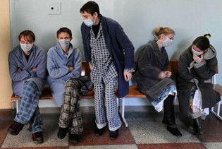 У Києві від грипу померли двоє людей