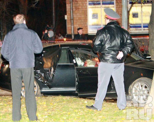 У Москві убитий відомий бізнесмен