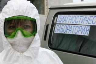 У Києві свинячий грип виявлено майже в 400 людей