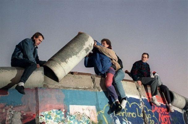 20-річчя падіння Берлінської стіни