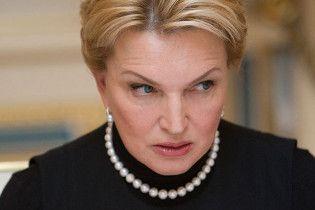 Богатирьова не писала заяву про звільнення з посади секретаря РНБО