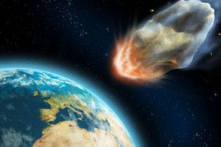 Земля розминулася з невідомим астероїдом