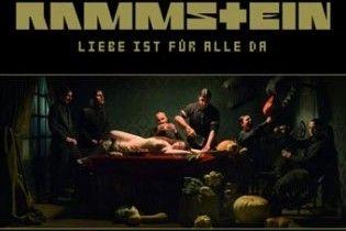 Обкладинку альбому Rammstein заборонили