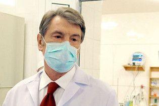 Ющенко відмовився дати мільярд на боротьбу з епідемією грипу