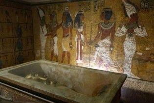 Гробницю Тутанхамона закриють: на стінах з'явилися дивні плями