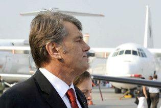 Ющенко подякував Гідрометцентру за чесні прогнози погоди