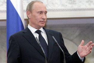 МЗС сподобалися жарти Путіна про Ющенка та Саакашвілі
