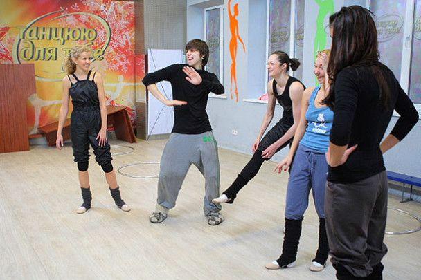 """Ведуча шоу """"Танцюю для тебе"""" Інна Цимбалюк стане гімнасткою"""