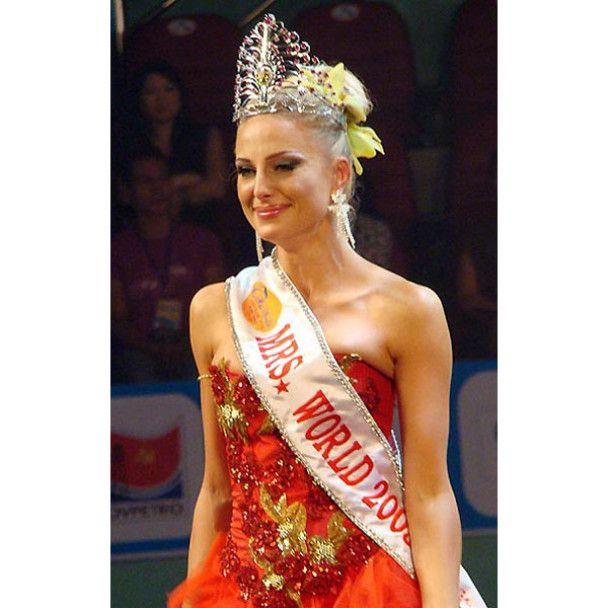 """Конкурс краси """"Місіс світу-2009"""""""