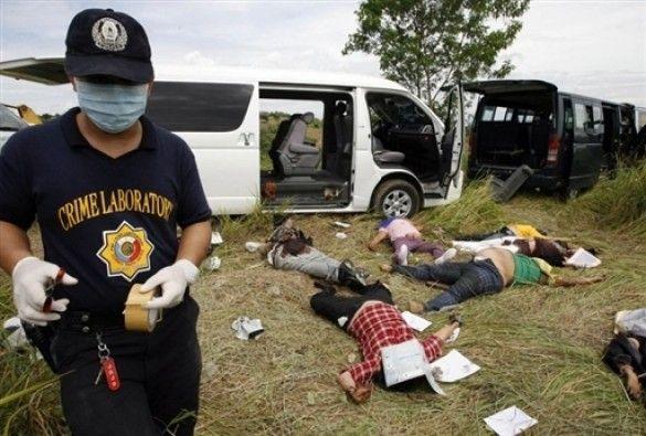Вбивства на Філіппінах