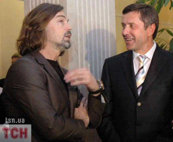 Українські зірки показали свої таланти