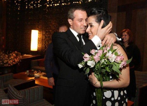 Тіна Канделакі розлучилась з чоловіком