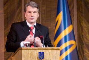 Ющенко: в Україні відбудеться суд над Компартією