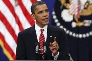 Обама пообіцяв дотримуватися більш жорсткої політики стосовно Китаю