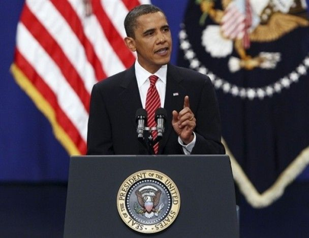 Британська Times назвала Обаму людиною десятиліття