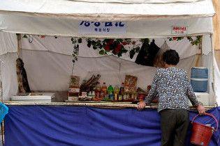 Північна Корея попросила у Великобританії їжі