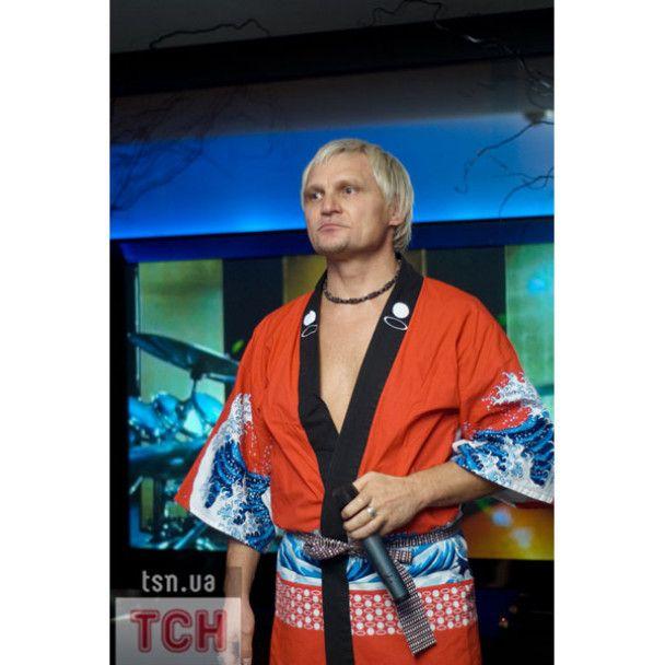 Японська вечірка Олега Скрипки