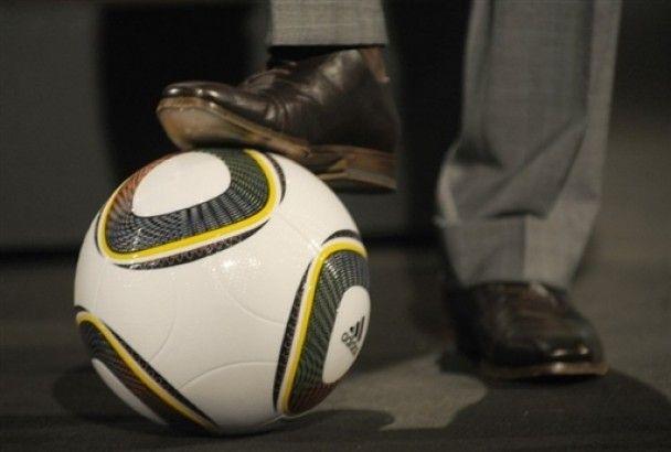 Презентовано офіційний м'яч чемпіонату світу-2010 з футболу