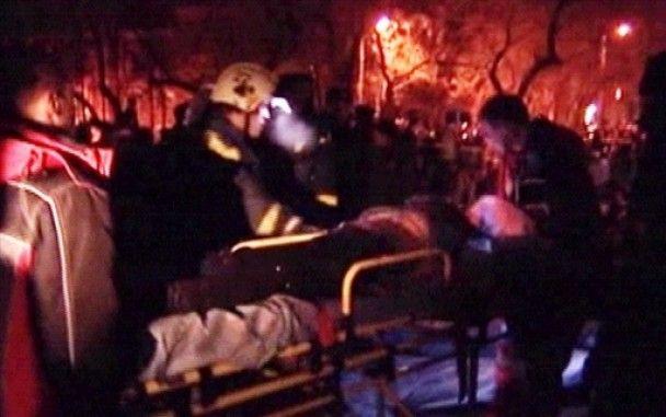 Кількість загиблих при пожежі в Пермському клубі зросла