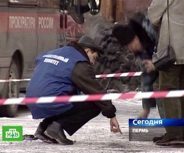 Від пожежі в Пермі загинули 135 людей