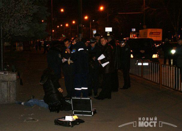 У центрі Дніпропетровська 20-річний студент розстріляв своїх друзів