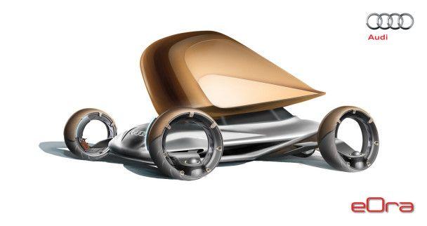 """На автосалоні в Лос-Анджелесі обрали """"Автомобіль 2030 року"""""""