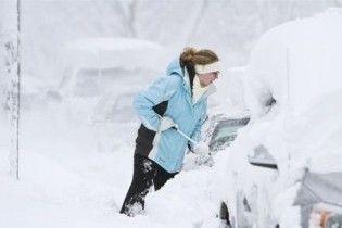 Вашингтон і Балтімор завалило снігом