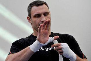 Віталій Кличко: Черновецький в нокауті