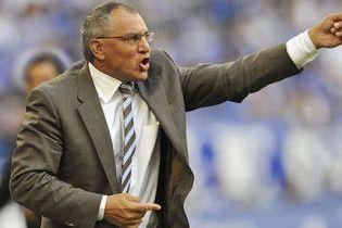"""""""Шальке"""" звільнив тренера, незважаючи на успіх у Лізі чемпіонів"""