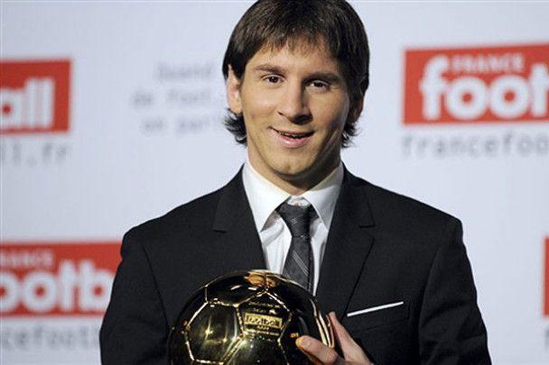Найкращі футболісти і команди 2009
