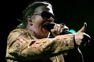 Гурт Guns N'Roses скасував усі концерти