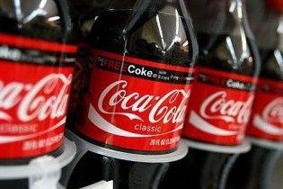 Coca-Cola вимагає заборонити у Швеції вироблені в Україні напої