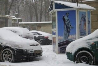 Влада Одеси переклала вину за затори на водіїв