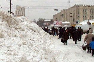 В Одесі через негоду введено надзвичайний стан