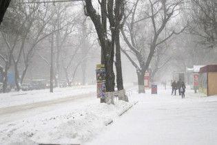Погода в Україні на середу, 30 грудня