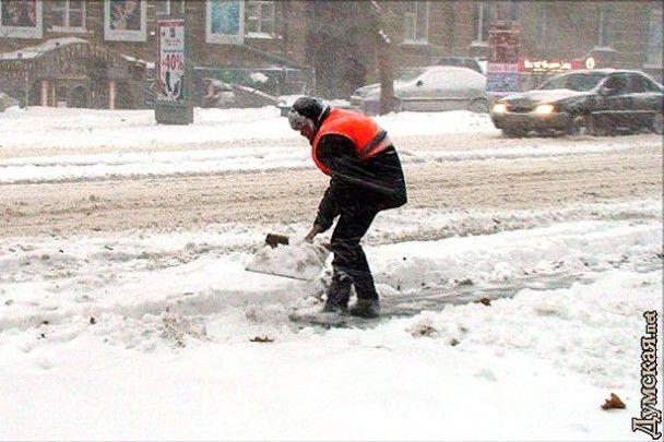 МНС: в Україні очікується погіршення погодних умов