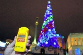 Головна новорічна ялинка країни випромінює радіацію