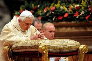 Папа Римський пообіцяв жертвам священників-педофілів допомогу церкви
