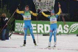 Українці виграли срібні медалі у Різдвяній гонці