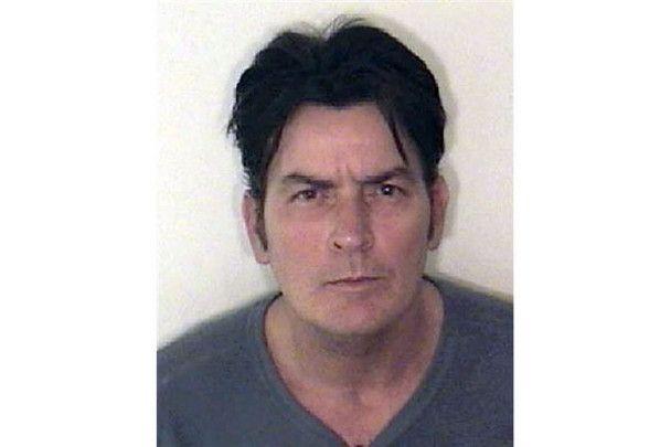 За напад на дружину Чарлі Шина засудили до умовного терміну